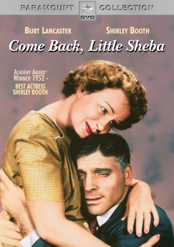 Come Back Little Sheba Booth Jaeckel Lancaster Moore Nr