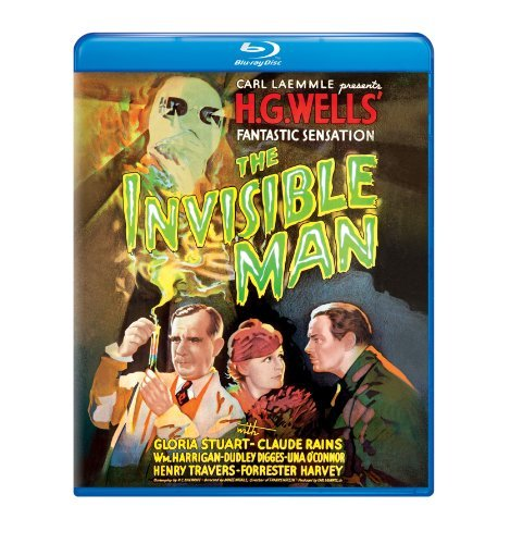 Invisible Man Invisible Man Blu Ray R