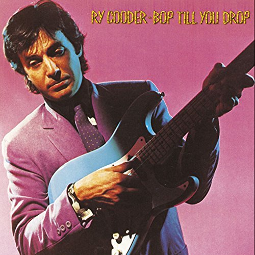 Ry Cooder Bop Till You Drop 180gm Vinyl