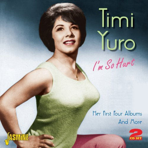 Timi Yuro I'm So Hurt Her First Four Al Import Gbr 2 CD