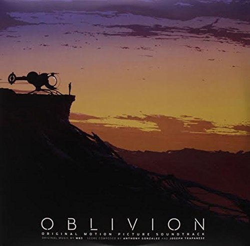Oblivion Soundtrack 2 Lp Gatefold