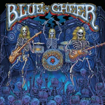 Blue Cheer Rocks Europe 2 CD