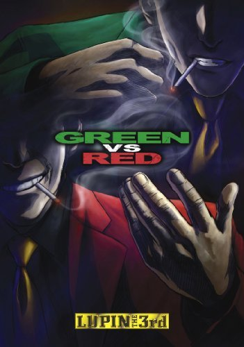 Lupin The 3rd Green Vs. Red Lupin The 3rd Green Vs. Red