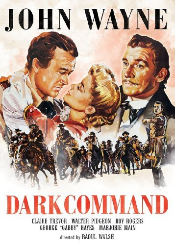 Dark Command (1940) Wayne Trevor Pidgeon Nr