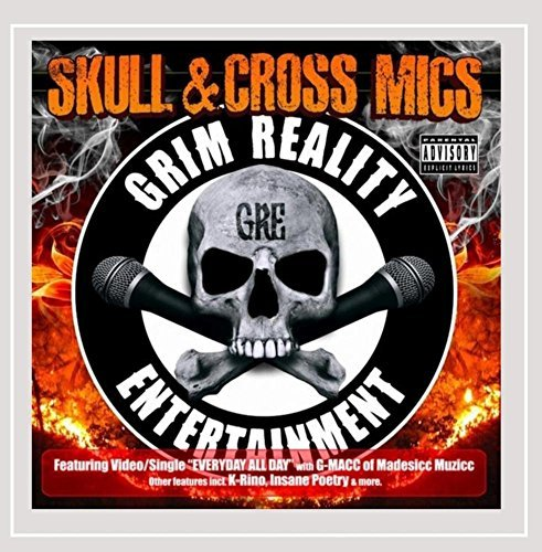 Grimm Reality Entertainment Skull & Cross Mics Explicit Version
