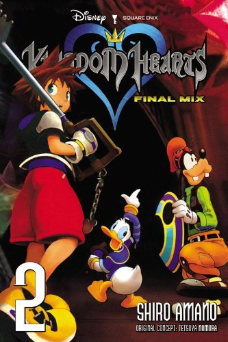 Shiro Amano Kingdom Hearts Final Mix Vol. 2