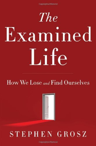 Stephen Grosz The Examined Life How We Lose And Find Ourselves