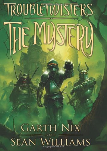 Garth Nix The Mystery