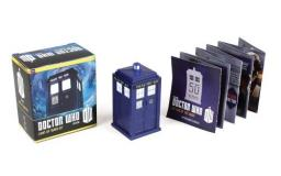 Richard Dinnick Doctor Who Light Up Tardis Kit
