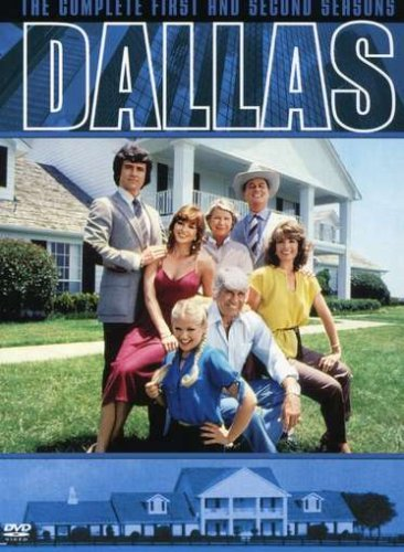 Dallas Season 1 2 DVD Nr 5 DVD