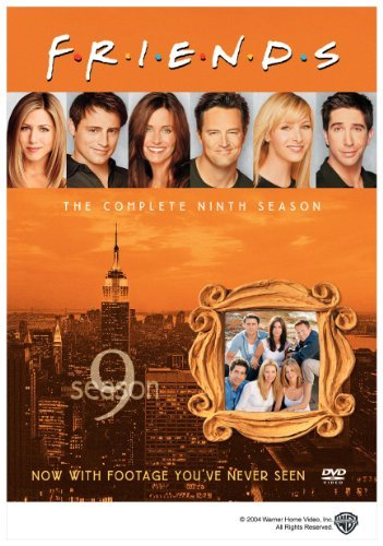 Friends Season 9 Clr Nr 4 DVD