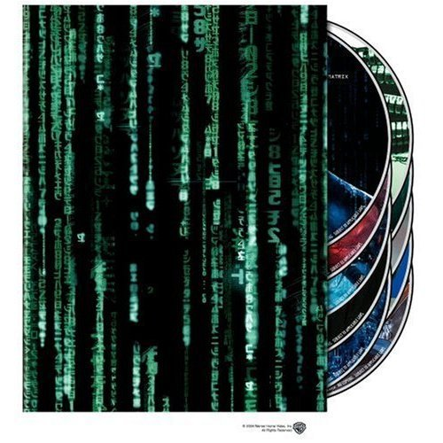 Matrix Ultimate Collection Matrix Ultimate Collection Clr Nr 10 DVD