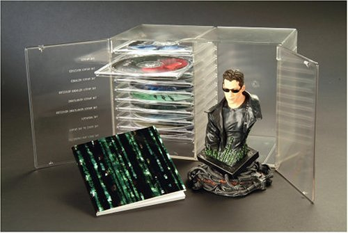 Matrix Ultimate Collection Matrix Ultimate Collection Clr Nr 10 DVD Incl.