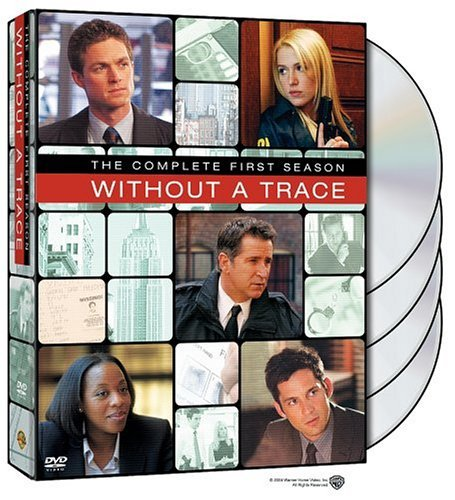 Without A Trace Season 1 DVD Nr 4 DVD