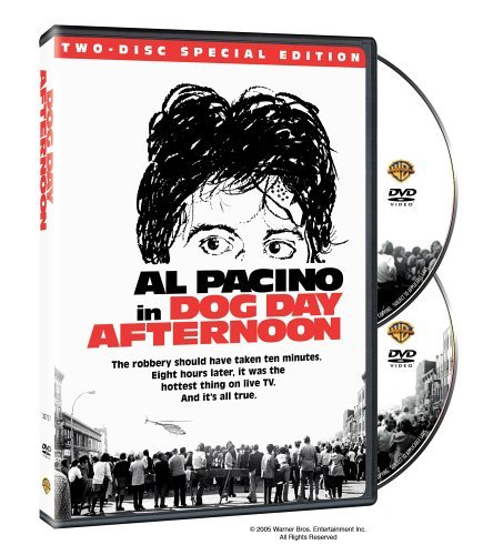 Dog Day Afternoon Pacino Cazale Durning DVD Special Edition Nr Ws