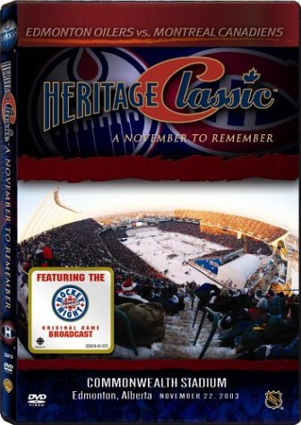 Nhl Heritage Classic November Remember