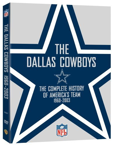 Nfl Dallas Cowboys Team History Clr Nr