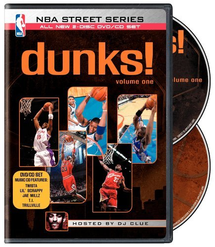 Nba Street Series Vol. 1 Dunks! Nr
