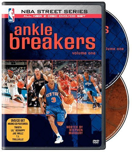 Nba Street Series Vol. 1 Ankle Breakers Clr Nr