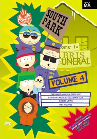 South Park Vol. 4 Cartman's Mom Is A Dirt Clr Cc Snap Nr