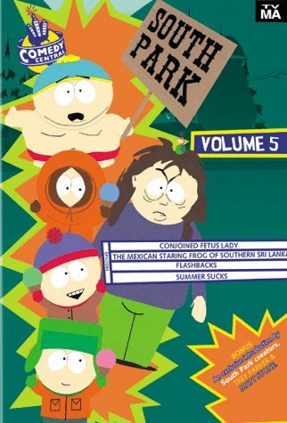 South Park Vol. 5 Conjoined Fetus Lady Me Clr Cc Nr