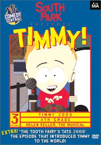 Timmy South Park Clr Nr