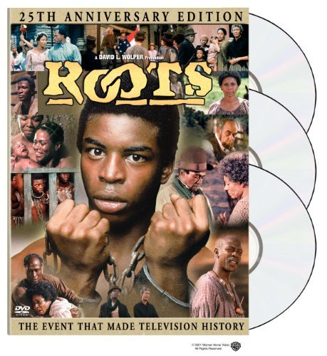 Roots (1977) Asner Bridges Burton Connors G Clr Cc Spa Dub Fra Spa Sub Nr 25th Ann.