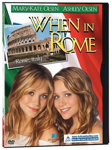 When In Rome Olsen Twins Clr Nr