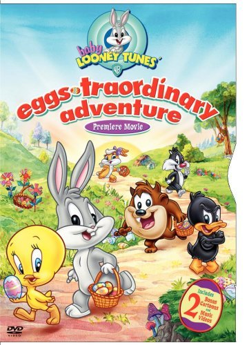Baby Looney Tunes Eggs Traordinary Adventure Clr Nr