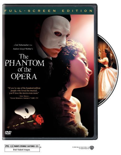 Phantom Of The Opera Wilson Richardson Hinds Rossum Clr Pg13