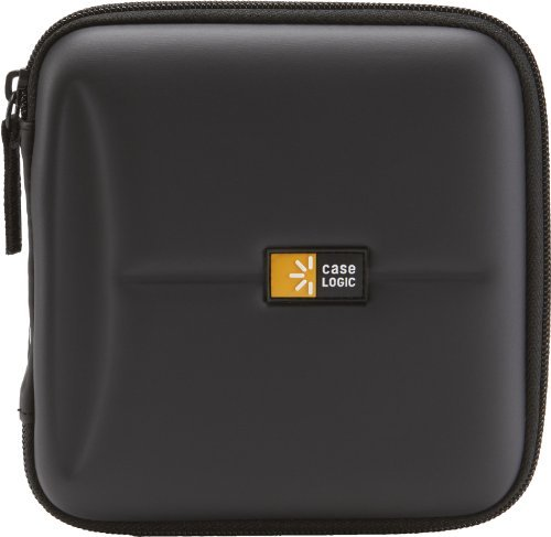 CD Wallet Cde 24 Black 24 12 Heavy Duty Eva 4