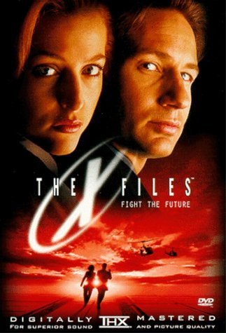 X Files Duchovny Anderson Clr Cc Thx 5.1 Ws Keeper Pg13