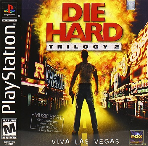 Psx Die Hard Trilogy 2 M