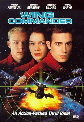 Wing Commander Prinze Jr. Lillard Burrows Clr Cc 5.1 Ws Keeper Pg13