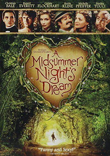 Midsummer Night's Dream (1999) Kline Pfeiffer Everett Tucci F Clr Cc 5.1 Ws Spa Sub Keeper Pg13