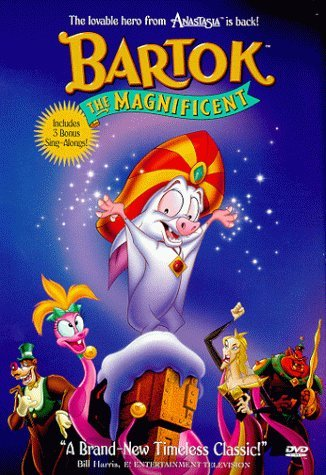 Bartok The Magnificent Bartok The Magnificent G