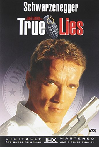 True Lies Schwarzenegger Curtis DVD Nr