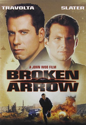 Broken Arrow (1996) Travolta Slater R