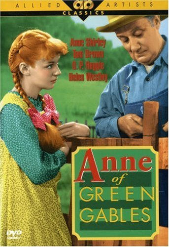 Anne Of Green Gables Anne Of Green Gables Nr