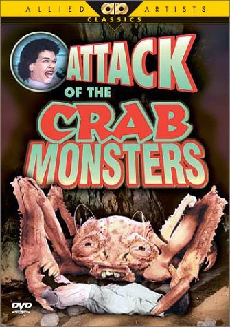Attack Of The Crab Monsters Attack Of The Crab Monsters Nr