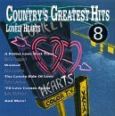 Country's Greatest Hits Vol. 8 Lonely Hearts Mcentire Loveless Jackson Country's Greatest Hits