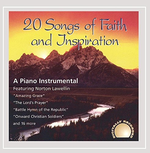 Lawellin Norton Songs Of Faith & Inspiration