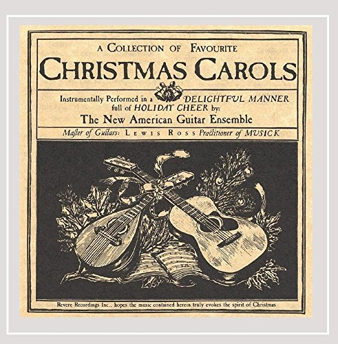 Ross Lewis Collection Of Favourite Xmas C