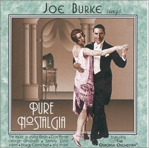 Joe Burke Pure Nostalgia