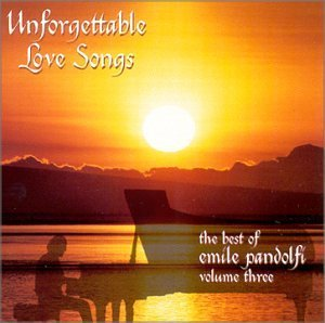 Pandolfi Emile Unforgettable Love Songs