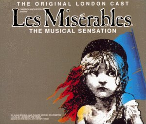 Les Miserables Original London Cast Recording Remastered Hdcd
