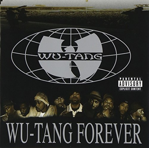 Wu Tang Clan Wu Tang Forever Explicit Version 2 CD Set