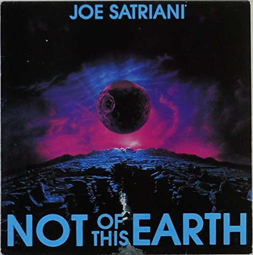 Satriani Joe Not Of This Earth