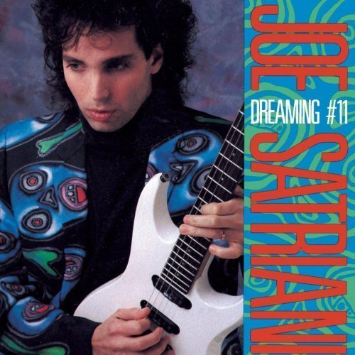 Satriani Joe Dreaming No. 11