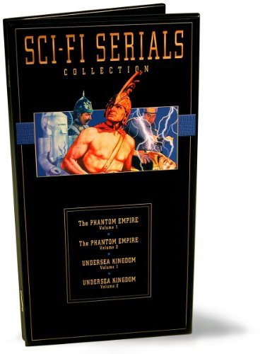 Sci Fi Serials Collection Sci Fi Serials Collection Nr 4 DVD